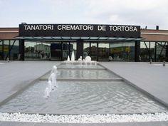 Tanatorio en Tortosa. Decoración Alado
