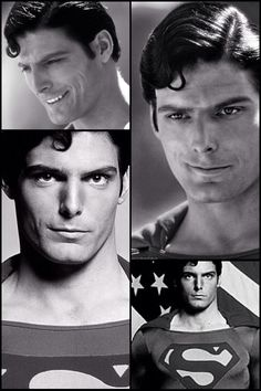 Superman! Christopher Reeve :)
