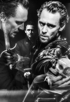 "Tom Hiddleston as ""Hamlet"", London, September 2017 My edit"