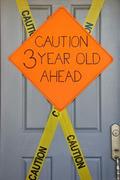 Party, Front Door Decoration, Caution 3 Year Old Ahead ideas for 6 year oldsConstruction Birthday Party, Front Door Decoration, Caution 3 Year Old Ahead ideas for 6 year olds Construction Birthday Party Dump Truck Construction Party Third Birthday, 3rd Birthday Parties, Birthday Fun, Birthday Cakes, 3 Year Old Birthday Party Boy, Boys 2nd Birthday Party Ideas, Birthday Signs, Car Themed Birthday Party, Birthday Banners