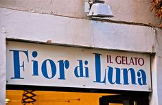 Fior di Luna has great vegan gelato! Trastevere.
