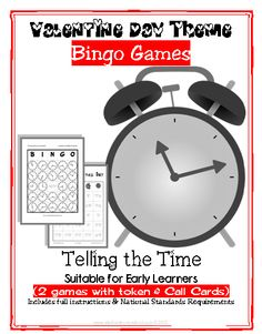 8 Free Educational Bingo Games: Countries and Capitals, Telling The Time, & Phonetic Alphabet, + More! | Free Homeschool Deals ©