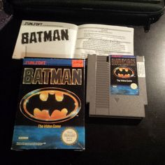 On instagram by gamecollector_delary #nes #microhobbit (o) http://ift.tt/1Le9JxQ of the best game to the nes!! Batman the video game  10/10 #retrogame  #retrogames #batman  #nintendo #8bit  #retro #spel #games #sunsoft #retrogamer #retrocollective #gamecollector #gamecollection game #batmangame  #batmangames