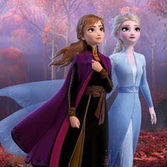 Two Sisters Frozen 2 by PrincessAmulet16 on DeviantArt