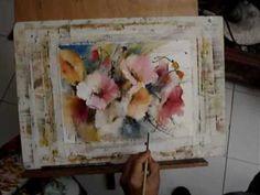 Watercolor Demo - YouTube