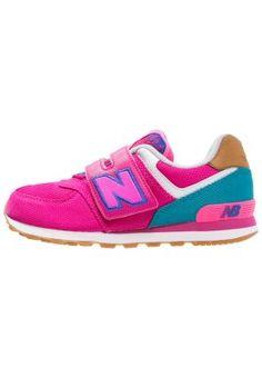 new style dc5ab ca605 Mit diesen Schuhen wird dein Nachwuchs glücklich. New Balance KV574 -  Sneaker low - pink