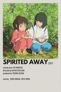 spirited away by Marti