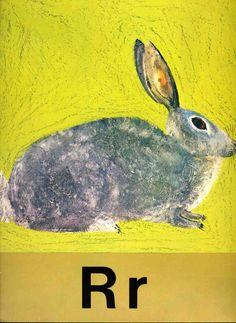 Rabbit...Brian Wildsmith, From A to Z