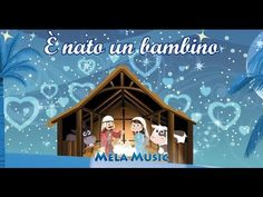 Nasce Gesù - Piccola Bibbia per bambini - maestrasonia.it - YouTube Baby Dance Songs, Dancing Baby, Canti, Italian Christmas, Xmas, Strawberry Shortcake, Children, Youtube, Coloring