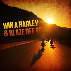 Live It With Charter customers: Enter for your chance to win a custom 1200 Harley-Davidson during September!