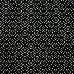 Pindler Fabric pattern #4679-Gia, Color Black www.pindler.com Available at the DD Building suite 1536 #ddbny #pindler