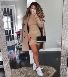 Autumn outfits that will not take away the coqueter Source by classy outfits Boujee Outfits, Cute Casual Outfits, Stylish Outfits, Night Outfits, Classy Chic Outfits, Casual Wear, Winter Night Outfit, Dinner Party Outfits, Winter Fashion Outfits
