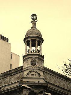 "Cúpula de ""London-Paris"" - Montevideo, Uruguay"