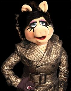 Miss Piggy Awesome !