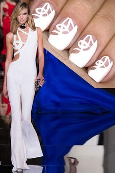 Versace Ladyfingers.