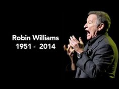 Robin Williams' most beautiful speech Posted under Robin Williams Tribute - posted by Moderngreen it is 1:01 - YouTube will not go directly.