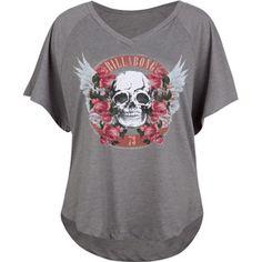 BILLABONG Souls of Love Womens Tee <---- Warped tour shirt?