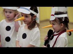 Przedstawienie zimowe - Przedszkolaki BAJNINIO - YouTube Youtube, Xmas, Youtubers, Youtube Movies