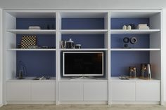 RTLWM Najaar 2016 afl. 8 Denim Drift, Entertainment Wall, Cabinets, Living Room, Home, Decor, Armoires, Decoration, Fitted Wardrobes