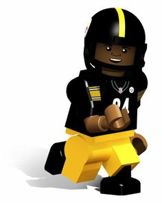 OYO NFL #Figure - Pittsburgh Steelers Antonio Brown $10.99