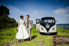 Star Car Hire's 1965 VW Splitscreen Camper van. Available for weddings in Northern Ireland, www.starcarhire.co.uk  #starcarhire #vwcampervan #vw #camper #classicvw #beetle #splitscreen #vwcamper #weddingcars #weddingcarsni #weddingsni #weddingsnorthernireland
