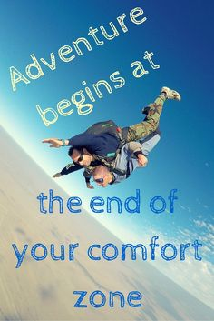 Adventure begins at the end of your comfort zone. What's your comfort zone? We are the Divergent Travelers a 100% Adventure based travel blog. What fuels your adventures, Diverge with us and join the adventure. http://www.divergenttravelers.com/