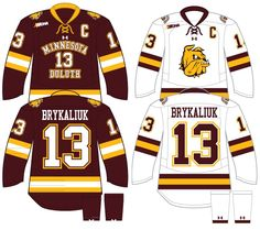 30 Delightful Our Custom Hockey Jersey Designs Images
