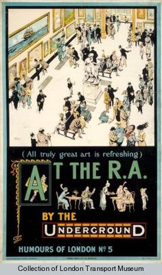 Poster 1983/4/313 - Poster and Artwork collection online from the London Transport Museum
