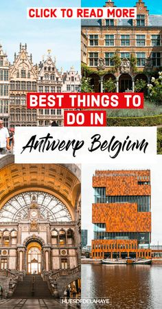 Things to do in Antwerp Belgium - in this 2 days in Antwerp travel guide I'll show you how to make the most out of this small city from things to do in Antwerp Belgium, seeing one of there most…More Europe Travel Guide, Travel Destinations, Travelling Europe, Travel Guides, Vacation Travel, Travel Advice, The Road, European Destination, European Travel