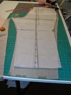 Stitches and Seams: Alterations: X-Wrinkles Wedge Adjustments (Pants)