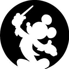 Disney Mickey Mouse Vinyl Wall Decal