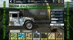 This Mobile Game is Amazing! Massive Warefare (Beta)