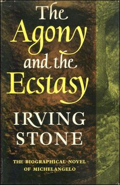 """Talent is cheap; dedication is expensive. It will cost you your life.""  ― Irving Stone, The Agony and the Ecstasy"