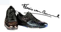 Floris van Bommel, sneakers