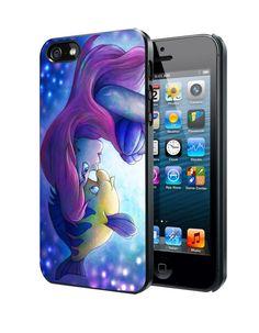 Disney, Mermaid, Ariel Samsung Galaxy S3 S4 S5 Note 3 , iPhone 4(S) 5(S) 5c 6 Plus , iPod 4 5 case