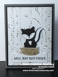 Stampin' Up! Foxy Friends and Here For You