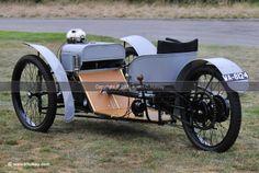 Antique Automobile Photos