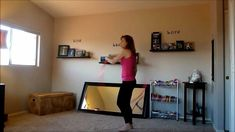 Hooping routine/transition ideas