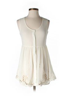 Check it out - Ya Los Angeles Sleeveless Silk Top for $18.49 on thredUP!