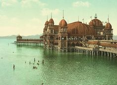 Saltair - Early photos of amusement parks - Pictures - CBS News