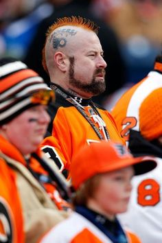 Is this what's his name from FB?   Winter Classic Philadelphia Flyers and the New York Rangers