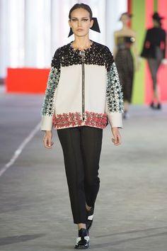 London Fashion Week, SS '14, Roksanda Ilincic