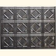 Decorative thermoplastic backsplash panels