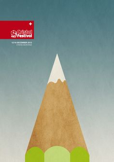 Cristal Festival 2012 - Design / Fred Debruycker