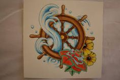 pretty ships wheel - Google Search