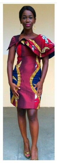 Ama K. ABREBESE ♡African Fashion ~ ghanaian actress