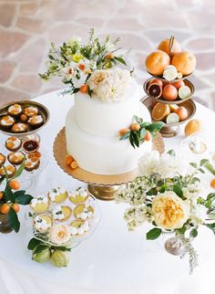 This Fashion To Table Wedding Inspiration with Late Afternoon captured by Rebecca Yale, features citrus-inspired details and a Monique Lhuillier wedding dress. Orange Wedding, Floral Wedding, Summer Wedding, Orange Blossom Wedding, Wedding Flowers, Orange Party, Autumn Wedding, Boho Wedding, Dream Wedding