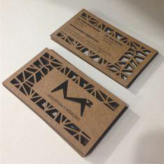 O corte a laser permite que você se diferencie com um cartão de visita criativo e inovador. Surpreenda seus clientes e faça com que sua apresentação seja profissional e única!    > Produzido…
