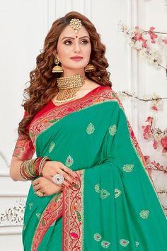 Silk Sarees With Price, Indian Heritage, Wedding Sutra, Banarasi Sarees, Showcase Design, Designer Sarees, Beautiful Saree, Saree Blouse Designs, Saree Wedding