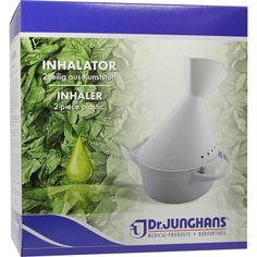 INHALATOR Kunststoff:   Packungsinhalt: 1 St PZN: 08453037 Hersteller: Dr. Junghans Medical GmbH Preis: 4,73 EUR inkl. 19 % MwSt. zzgl.…